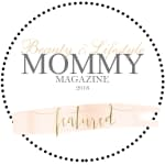 mommy magazine featured